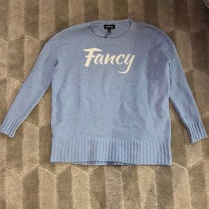"""🆕NWT🆕 Relaxed fit soft sweater """"Fancy"""""""